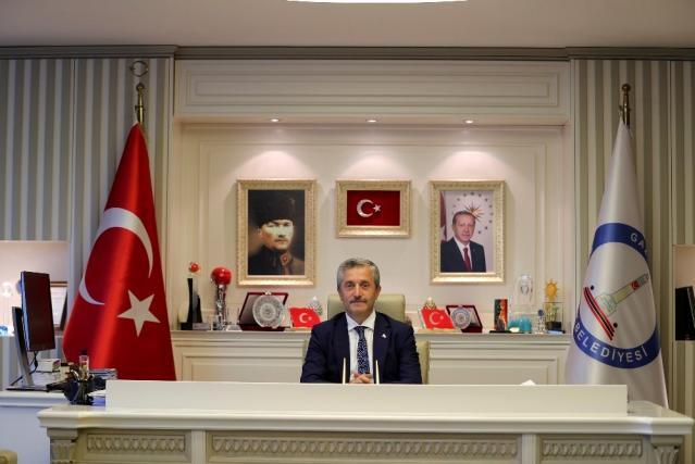 Başkan Tahmazoğlu, 14 Mart Tıp Bayramını kutladı