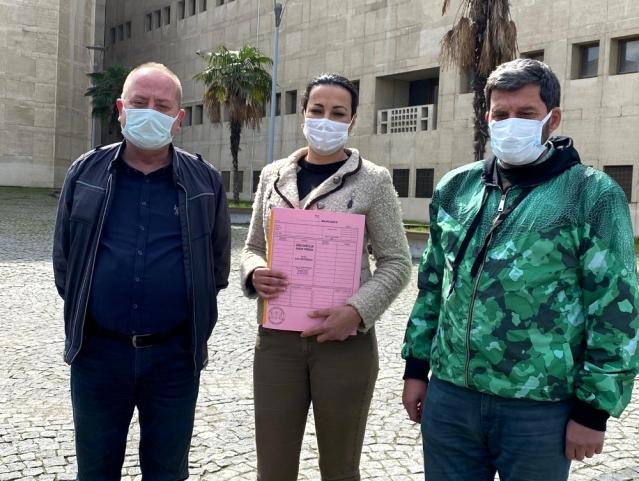 Bursasporlu taraftarlardan eski yönetime suç duyurusu