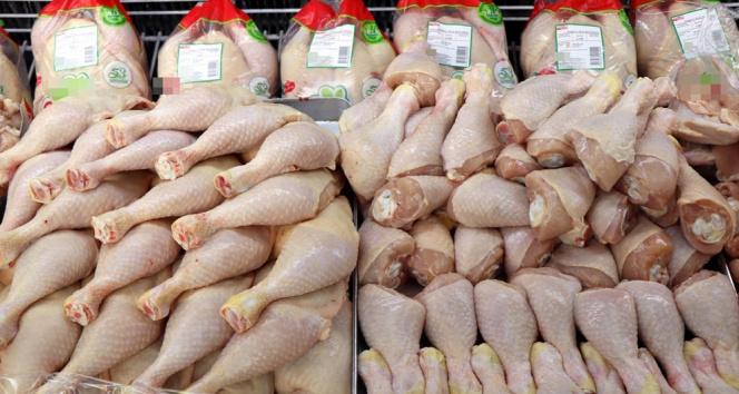 Tavuk eti üretimi Ocak ayında azaldı
